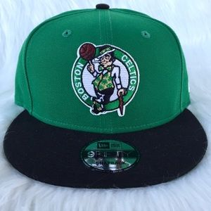 Men's Boston Celtics Snapback